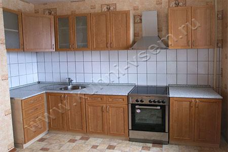 Кухня МДФ-Рамка «Ольха»