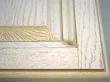 Профиль фасада Дуб-Эмаль патина золото