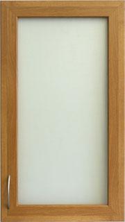 МДФ со стеклом