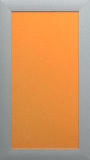 Цвет МДФ: «Титан & Апельсин»