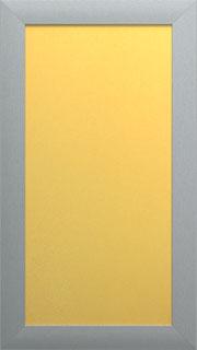 Цвет МДФ: «Титан & Лимон»