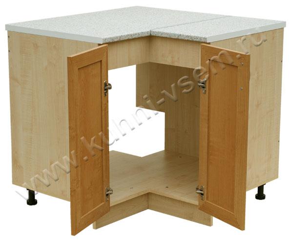 Как сделать угловой шкаф под мойку на кухню своими руками