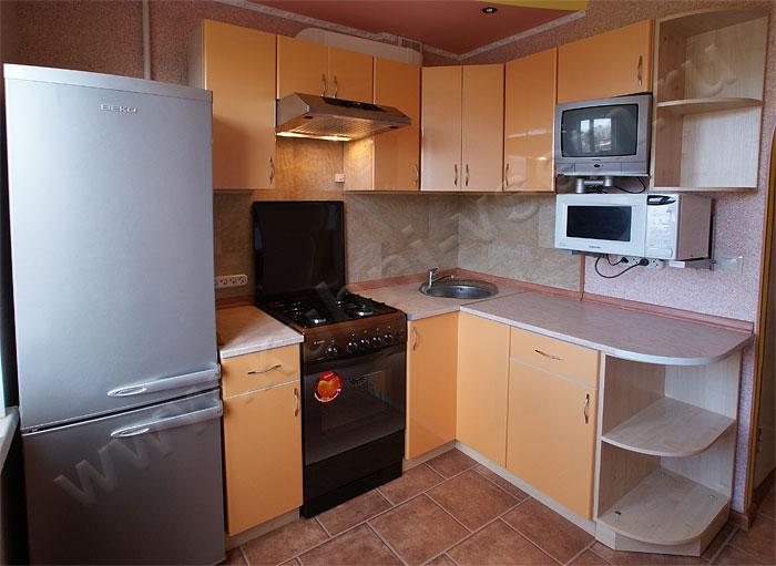 Фото примера кухни с ценами