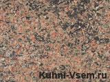 Цвет столешницы Песчаник техасский